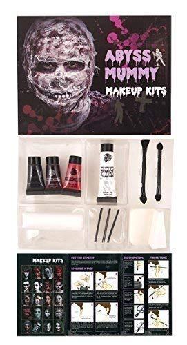 Fancy Me Mère Mummified Effets Spéciaux Halloween Zombie Maquillage Costume Déguisement Kit Accessoire
