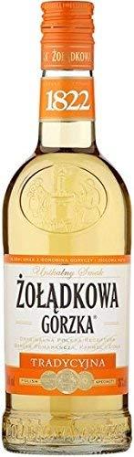 6 Flaschen Zoladkowa Gorzka Traditional Wodka 36% Vol. Polnischer Vodka a 0,5L