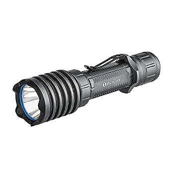 Lampe torche LED Warrior X Pro 2250 Lum. Olight Gris métal limité