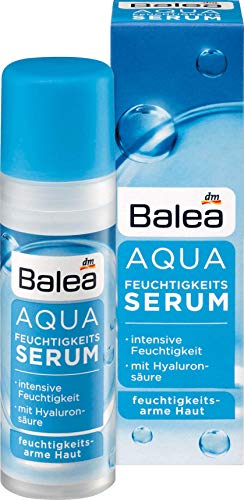 Balea Tagespflege Aqua Feuchtigkeitsserum, 30 ml