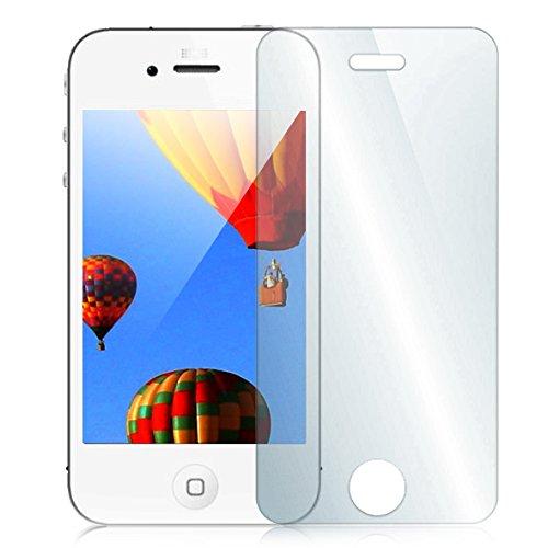 Cristal Templado para Apple iPhone 4 / 4s | Ligero Resistente y...