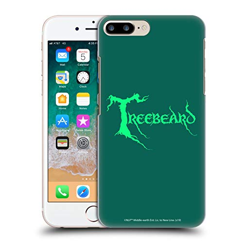 Head Case Designs Ufficiale The Lord of The Rings: The Fellowship of The Ring Treebeard Grafiche Cover Dura per Parte Posteriore Compatibile con Apple iPhone 7 Plus/iPhone 8 Plus