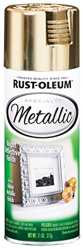 Our #7 Pick is the Rust-Oleum Specialty Metallic Spray Paint