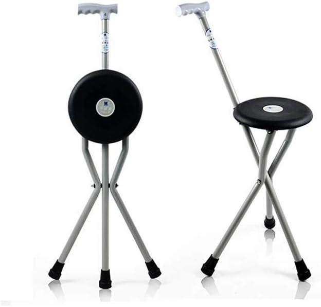 Crutches Adult Cane Stool Foldable Walking Sticks Translated Max 78% OFF