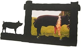 Innovative Fabricators, Inc. Pig 4X6 Horizontal Picture Frame