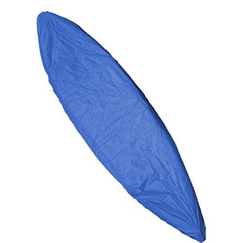 Bnineteenteam Fundas de almacenamiento para kayak, protección UV, impermeable, resistente, Funda de almacenamiento de 3 – 5 m para barco de 2 – 4,5 m (4,5 m (para barco de 3,6 – 4 m)