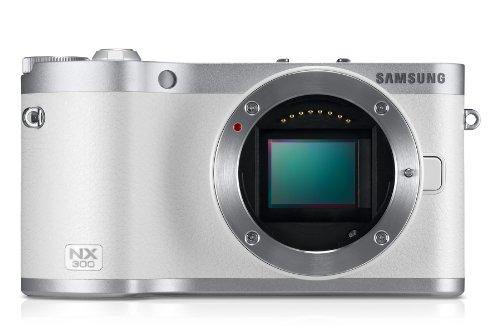 Samsung Smart NX300Compact System Kamera mit 20–50mm Objektiv (20.3MP, CMOS Sensor) 8,4cm AMOLED–Parent ASIN
