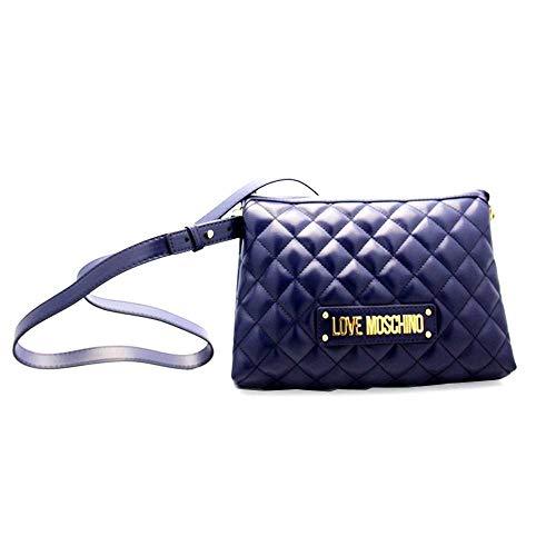 Love Moschino Tasche Damen Blau - JC4010PP17LA0750