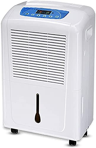 Deumidificatore commerciale 6L capacità serbatoio acqua grande volume d'aria può essere collegato a uno scarico continuo per camera da letto, bagno, garage, cantine