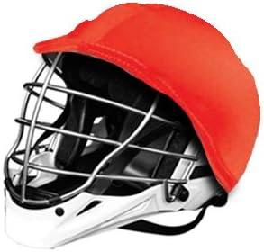 Champro Football trend rank Max 66% OFF Helmet Scrimmage Cap Dozen Scarlet 12 Units