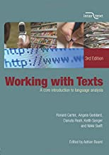 Permalink to Working with Texts: A Core Introduction to Language Analysis PDF