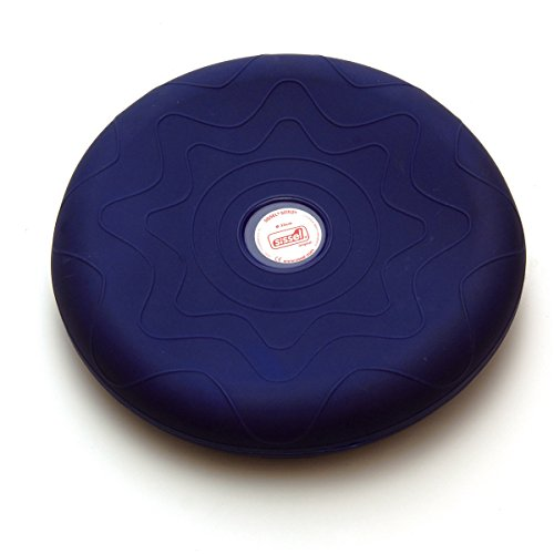 Sissel Unisex's Sitfit, blue air filled wobble cushion, 33cm