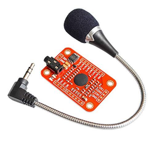 Luxtech Módulo de Reconocimiento de Voz + Interfaz de