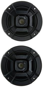 Polk Audio DB522 DB+ Series 5.25  Coaxial Speakers with Marine Certification Black