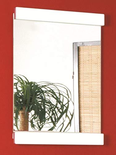 Haku-Möbel 42354 Wandspiegel 50 x 5 x 70 cm, weiß