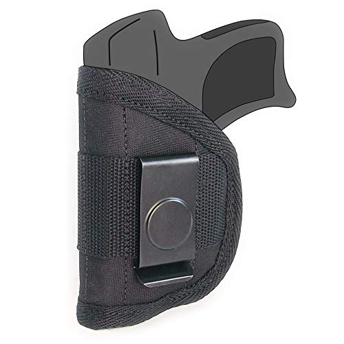 IWB Concealed Holster fits Kahr PM9 with Crimson Trace Laserguard