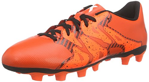 adidas Performance Herren X15.4 FxG Fußballschuhe, Rot (Bold Orange/FTWR White/Solar Orange), 36 EU