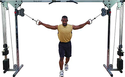 BODY-SOLID CCO-150 Cable Crossover Kraftstation Multi-Kabelzug Functional Training Center
