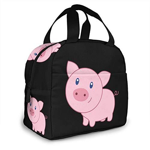 Bolsas de almuerzo para mujer, aisladas, lonchera, lonchera, contenedor para playa, fiesta, navegación, oficina, pesca, picnic