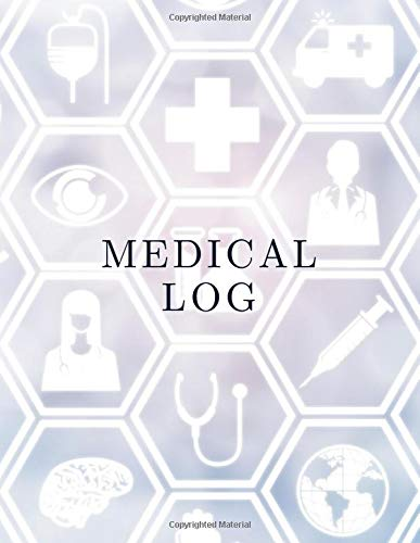Medical Log: Patient's Appointment Organizer Book, Effective