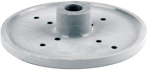 Main droite 150 mm filetage visage Plaque – Filetage Taille 3/10,2 cm x 16 TPI. Pour une utilisation avec tour à bois Stock n ° 63938 et machines similaires provenant d'autres fabricants. Emballage de Présentation.