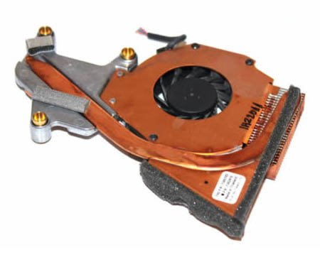 Replacement for IBM ThinkPad R52 1858 Laptop CPU Fan