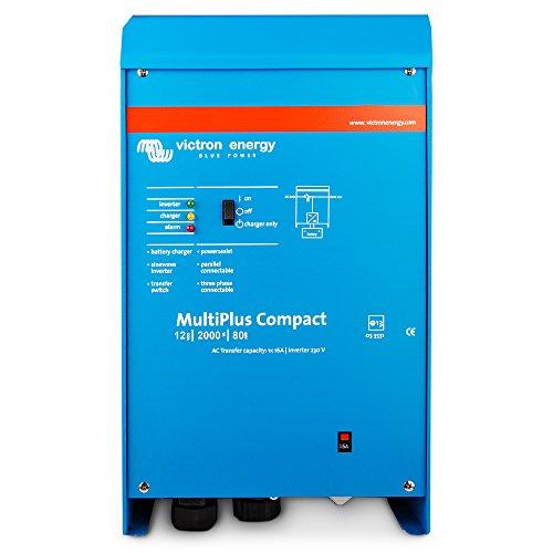 Victron MultiPlus C 12/2000/80-30 12V 230V 1600W 4000W Wechselrichter 80A Ladegerät