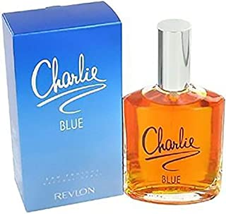 Revlon Charlie Blue For Women -Eau de Toilette, 100 ml-