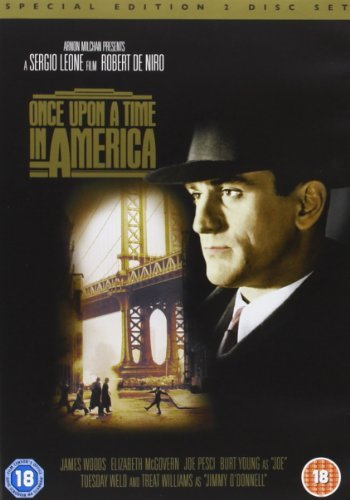 Once Upon a Time in America [Region 2] by Robert De Niro