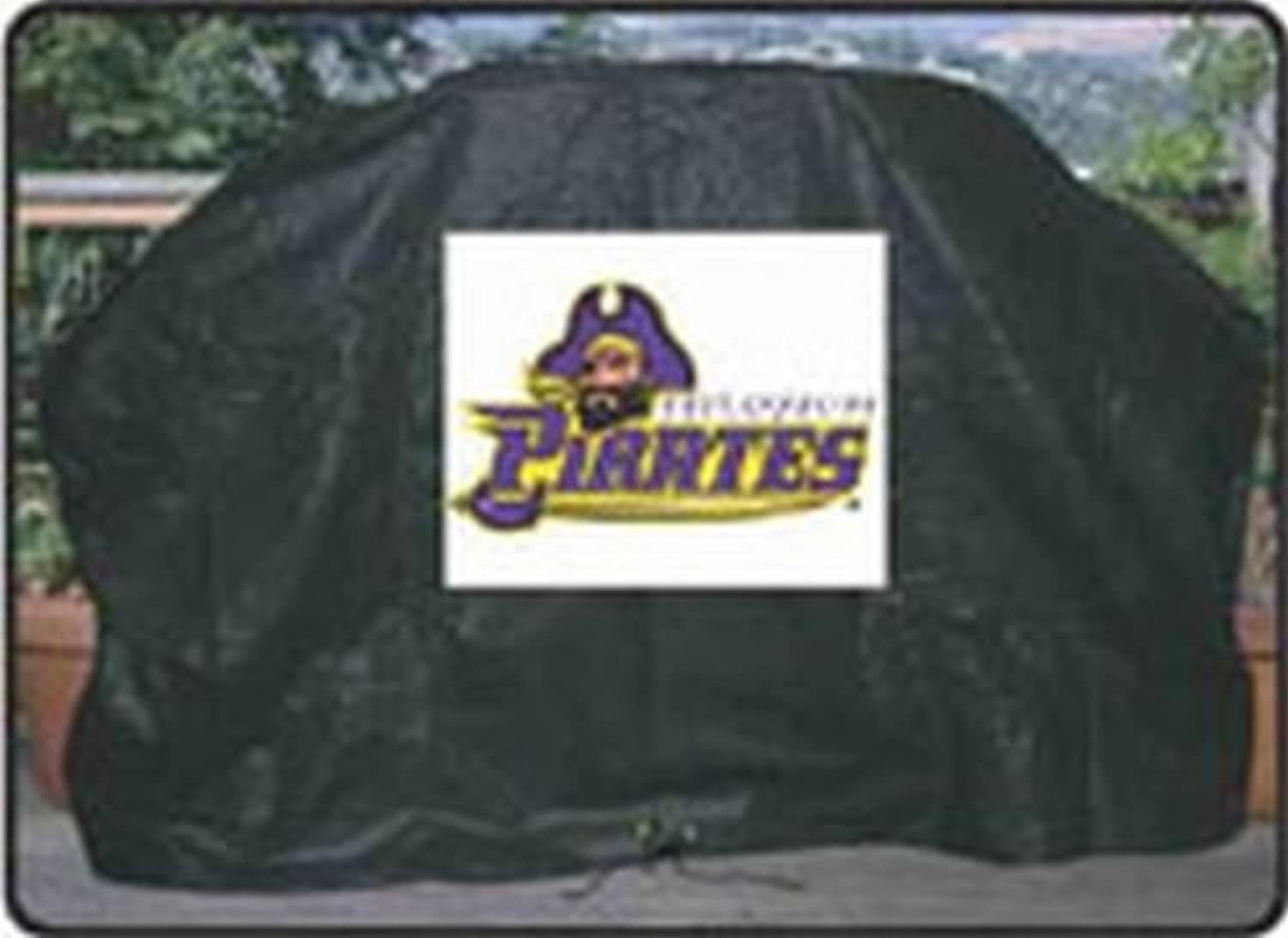 NCAA East Carolina Pirates 59-Inch Grill Cover