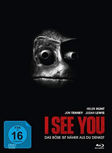 I See You - Das Böse ist näher als du denkst - 2-Disc Mediabook (Blu-ray + DVD) [Blu-ray]