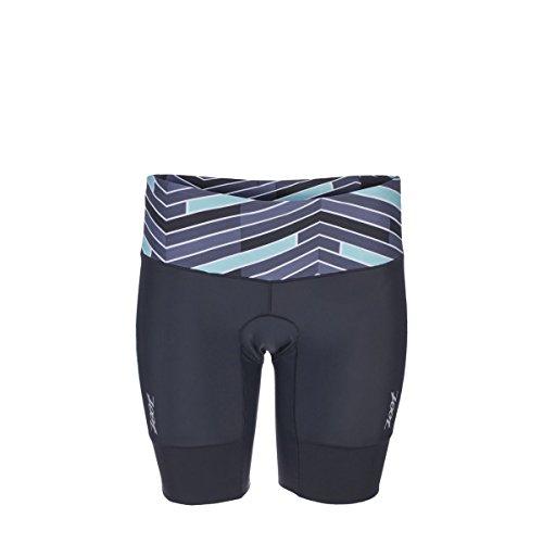 Zoot Performance Tri Shorts für Damen, 20,3 cm, Damen, Wellen/Schwarz, X-Small