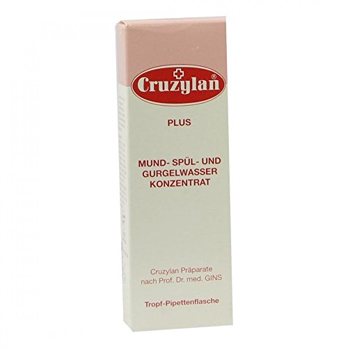 Cruzylan Plus mit Pipette, 50 ml