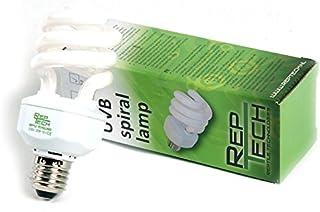 RepTechスパイラルUVランプ(13ワット、10%UVB)