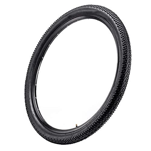 Tuimiyisou Neumático De Bicicleta De Montaña, MTB Bike Bike Bead Wire Reemplazo De Neumático Montaña Bicicleta Neumático Resistente Neumático Antidians 26 X 2.1 Pulgadas
