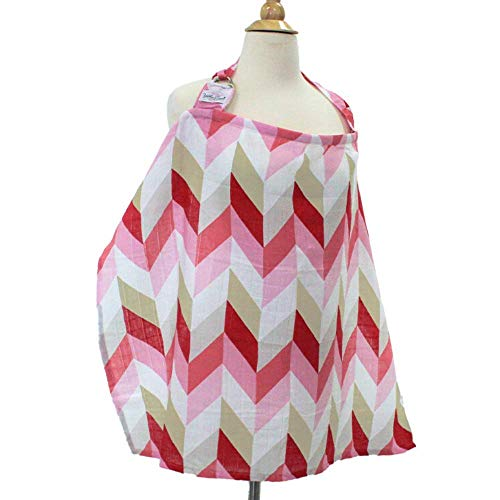 Muslin LOLA Single Nursing/Breastfeeding Covers