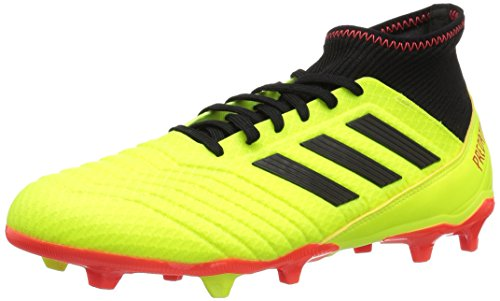 adidas Men's Predator 18.3 FG Soccer Shoe, Solar...