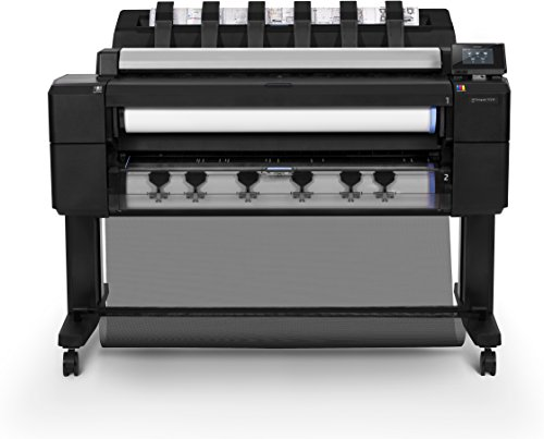 New HP DESIGNJET T2530 36-in Postscript MFP with ENCRYPTED HDD