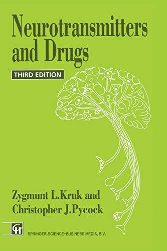 Neurotransmitters and Drugs (Croom Helm Biology in Medicine Series)