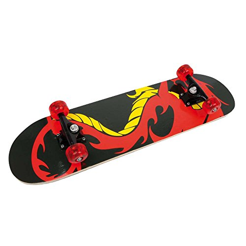 Small foot company - 6788 - Skateboard - Dragon