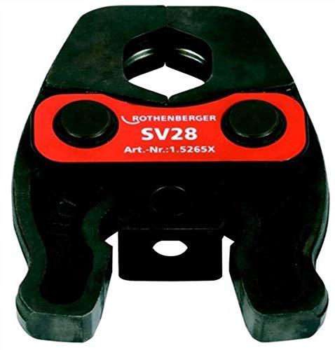 Rothenberger Mordaza de Prensado Compact G 40 mm System G Pex/Multilayer