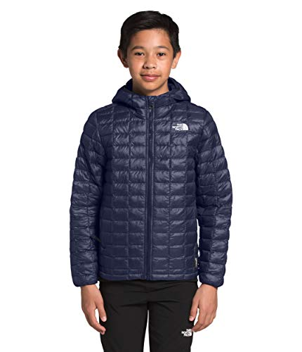 The North Face Sudadera ThermoBall Eco para niño, TNF azul marino, XL