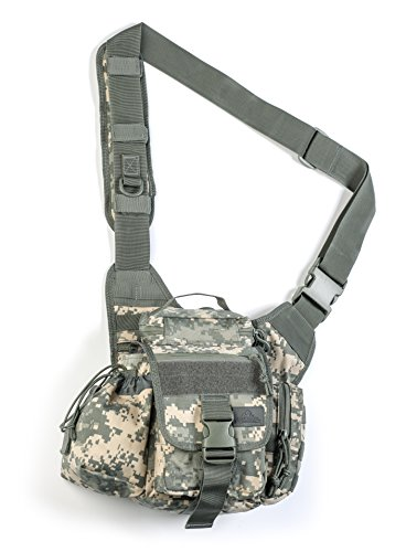 Red Rock Outdoor Gear Hipster Sling Bag, ACU