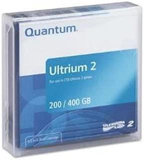 QUANTUM MR-L2MQN-01 LTO 200/400GB ULTRIUM 2 Tape Cartridge - 1PK