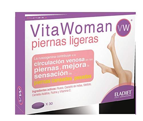 Eladiet Vitawoman Piernas Ligeras - 60 Tabletas