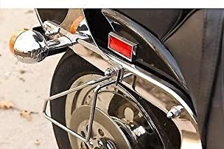 IND STURGIS Motorcycle saddlebags brackets for honda shadow 1100 sabre and spirit