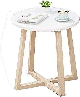 Pequeña mesa de té en el balcón, una capa Fácil de limpiar Mesa de ...