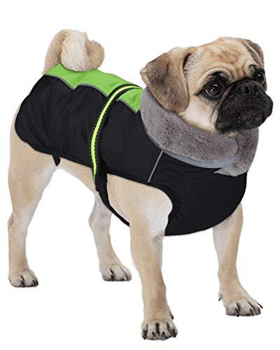 Warm Dog Coat Windproof Dog Wint...