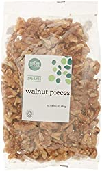 Whole Foods Market Organic Walnut Pieces, 250g