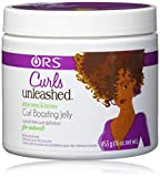 Curls Unleashed Aloe Vera and Honey Texture Boosting Curl Jelly 16 Ounce